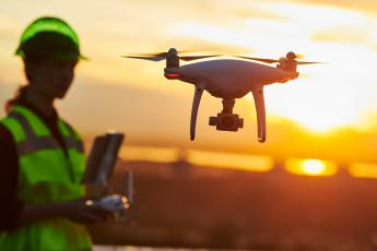 Drones Unmanned Aircraft