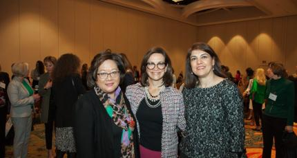 Attendance by women up at Texas-based fuel and petrochemical conferences