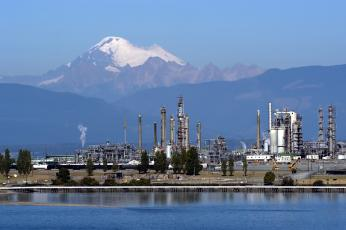 Refinery in Washington